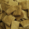 Easy whole wheat crackers